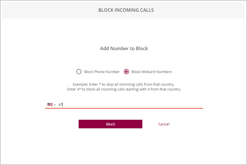 I am getting anonymous bad blind fake spam or marketing calls